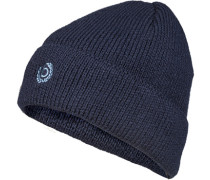 Mütze, Wolle Windstopper ®, navy