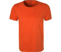 T-Shirt, Baumwolle, rot