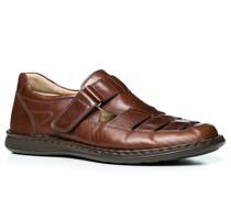 Schuhe Slipper, Kalbsleder, mittel