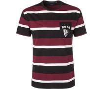 T-Shirt, Classic Fit, Baumwoll-Jersey