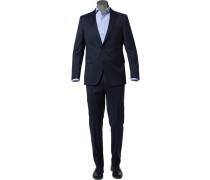 Anzug, Shaped Fit, Schurwolle Super130 Loro Piana