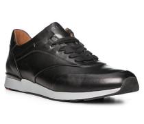 Schuhe Sneaker Ajas, Kalbleder
