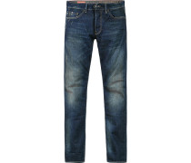 Jeans, Baumwoll-Stretch 12 oz