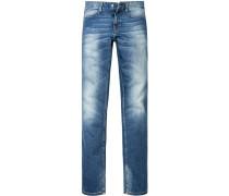 Jeans, Slim Fit, Baumwoll-Stretch, jeans