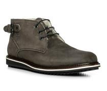 Schuhe Schnürstiefeletten Velez, Kalbleder, braun