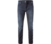 Jeans, Skinny Fit, Baumwolle
