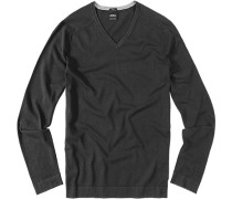 Pullover, Slim Fit, Baumwolle