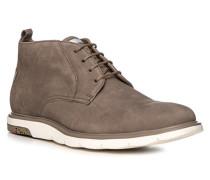Schuhe Desert Boots Hadar, Kalbleder, taupe