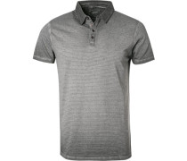 Polo-Shirt, Baumwolle,  gestreift