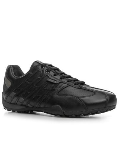 Geox Herren Schuhe Sneaker, Nappaleder