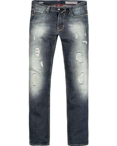 Jeans, Regular Fit, Baumwolle