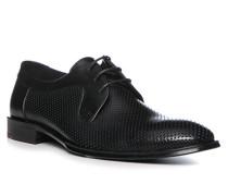 Schuhe Derby Lasalle, Kalbleder
