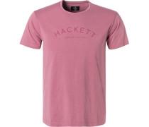 T-Shirt, Classic Fit, Baumwolle, alt