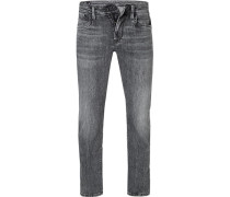 Jeans Hatch, Slim Fit, Baumwoll-Stretch