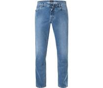 Jeans Seth, Baumwoll-Stretch, hell