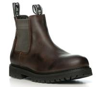 Schuhe Chelsea Boots, Leder