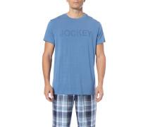 T-Shirt, Mikrofaser, hell