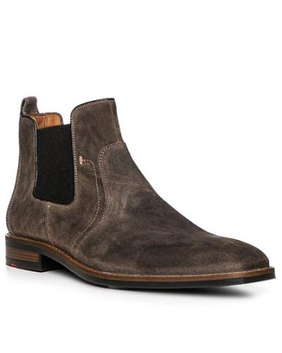 Lloyd Herren Schuhe Chelsea-Boot, Kalbleder, dunkel
