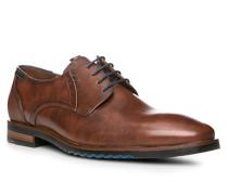 Schuhe Derby Deno, Kalb-Schafleder, mittel
