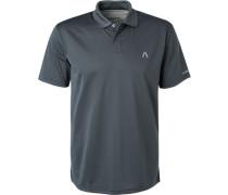 Polo-Shirt, Coolmax®, anthrazit