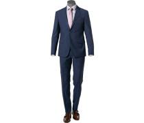 Anzug Herby-Blayr, Slim Fit, Schurwolle Super100