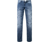 Jeans Delaware, Slim Fit, Baumwoll-Stretch, jeans