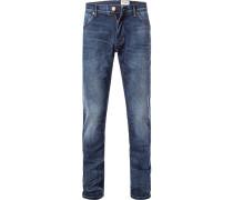 Jeans Larston, Slim Fit, Baumwolle