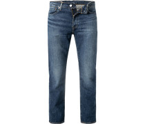Jeans 514 Straight Fit Baumwolle