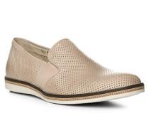 Herren Schuhe ALISTER Glattleder beige
