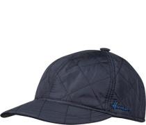 Cap, Mikrofaser, navy