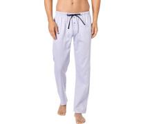 Pyjamahose, Baumwolle, himmel