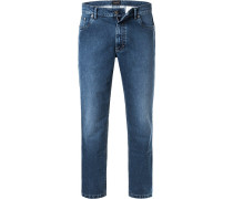 Jeans Seth, Baumwoll-Stretch, grau