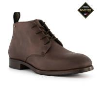 Schuhe Desert Boots, Nubukleder GORE-TEX, dunkel