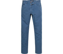 Jeans, Baumwolle-Leinen