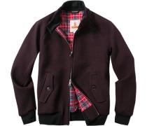 Jacke Blouson, Regular Fit, Wolle COOLMAX®