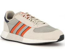 Schuhe Sneaker, Textil, hell-orange