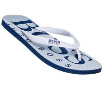 Schuhe Zehensandalen, PVC, -blau