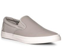 Schuhe Slip Ons, Leder