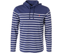 T-Shirt Longsleeve mit Kapuze, Baumwolle