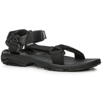 Schuhe Sandalen, Textil