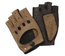 Autofahrer-Handschuhe, Peccaryleder