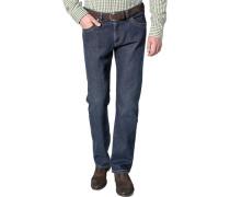 Jeans, Regular Fit, Denim Stretch, dark stone