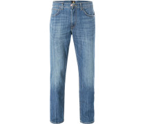 Jeans Brooklyn, Regular Fit, Baumwoll-Stretch