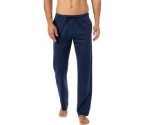 Pyjamahose, Baumwolle, mittel