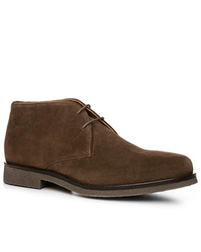 Schuhe Desert Boots, Veloursleder, haselnuss
