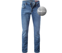 Jeans, Shape Fit, Baumwoll-Stretch, mittel