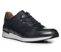 Schuhe Sneaker, Kalbleder, dunkel