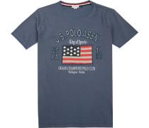 T-Shirt, Baumwolle, rauch