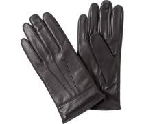 Handschuhe, Leder, dunkel