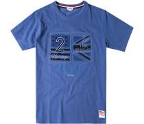 T-Shirt, Baumwolle, capri